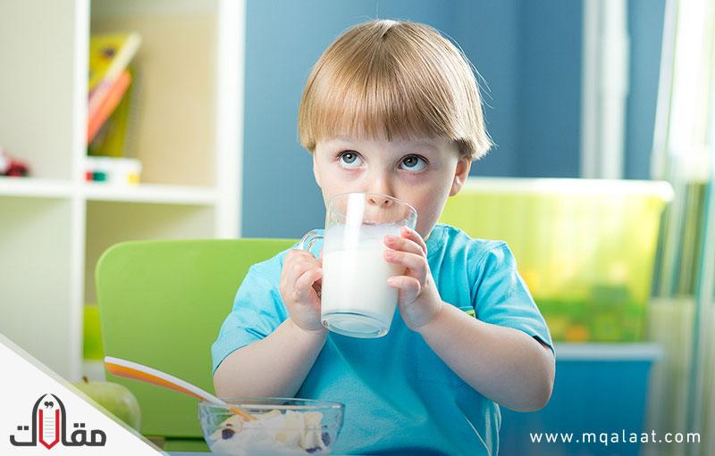 علاج نقص الكالسيوم عند الاطفال