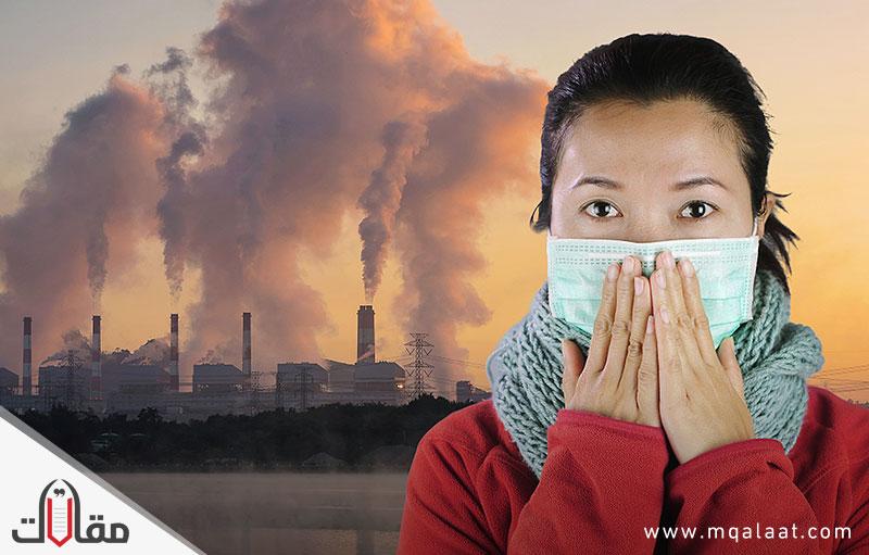 اخطار تلوث البيئة وسبل مكافحتها
