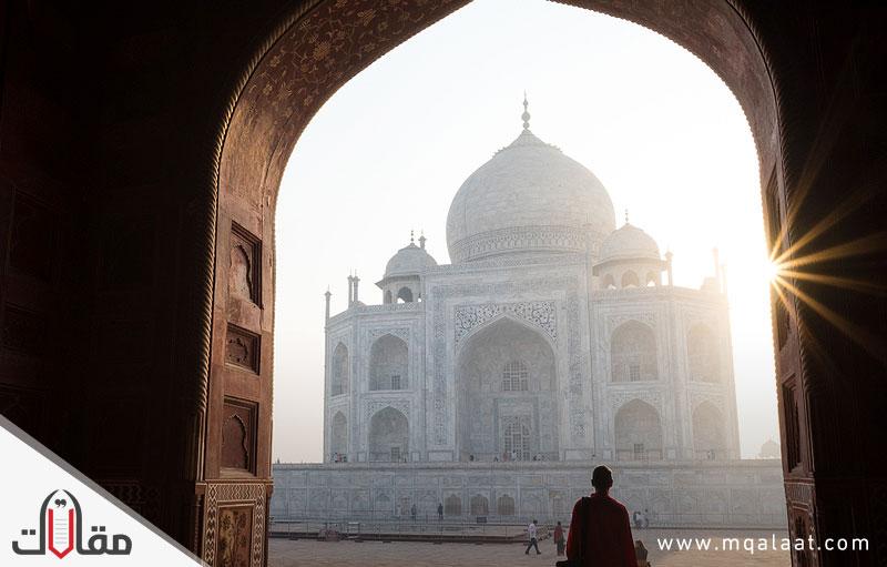 من عجائب الدنيا في الهند