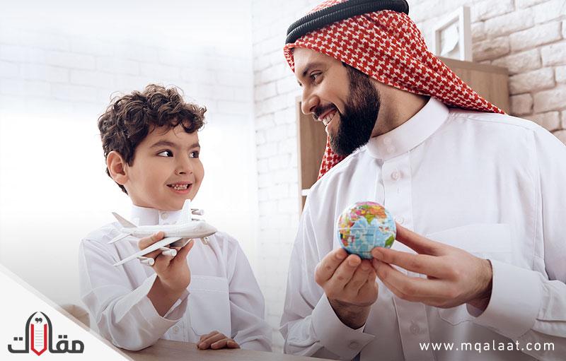 أهم النصائح للاباء في تربية الاطفال