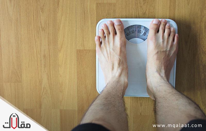 طرق تثبيت الوزن