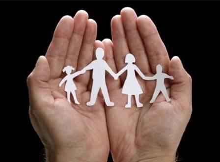 بحث عن الأسرة