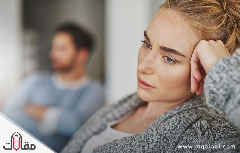 كيف التعامل مع الزوج العنيد