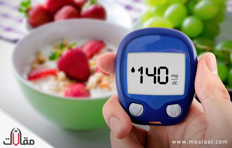 اعراض ارتفاع السكر