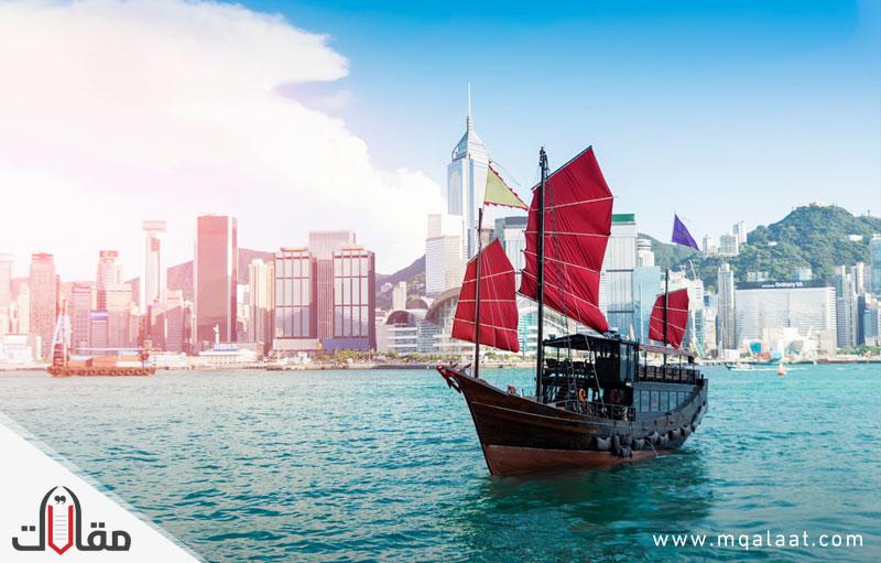 السياحة في هونغ كونغ