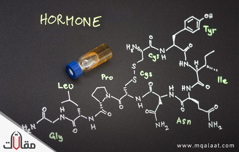 بحث عن الهرمونات