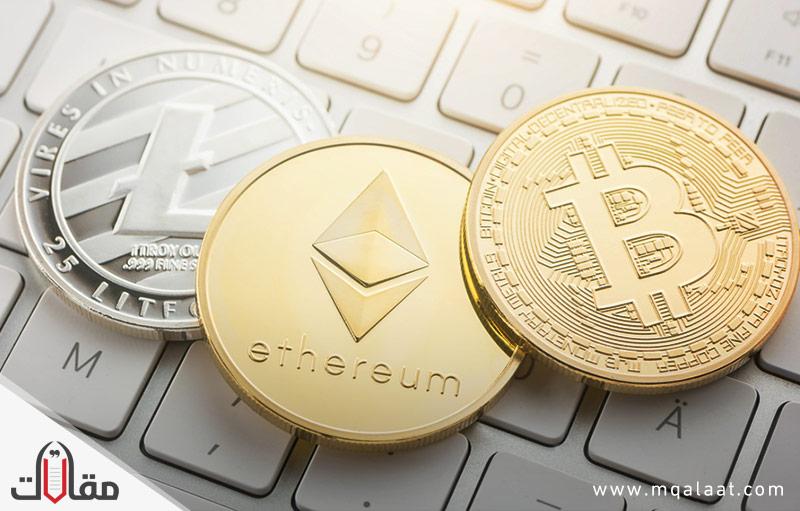 صراع العملات الرقمية