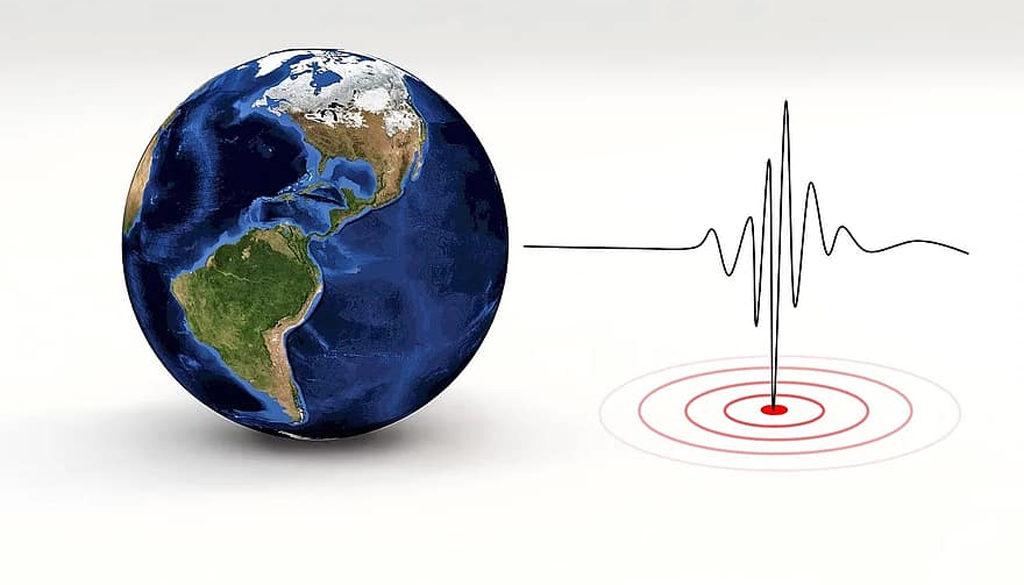 أين توجد بؤرة الزلزال