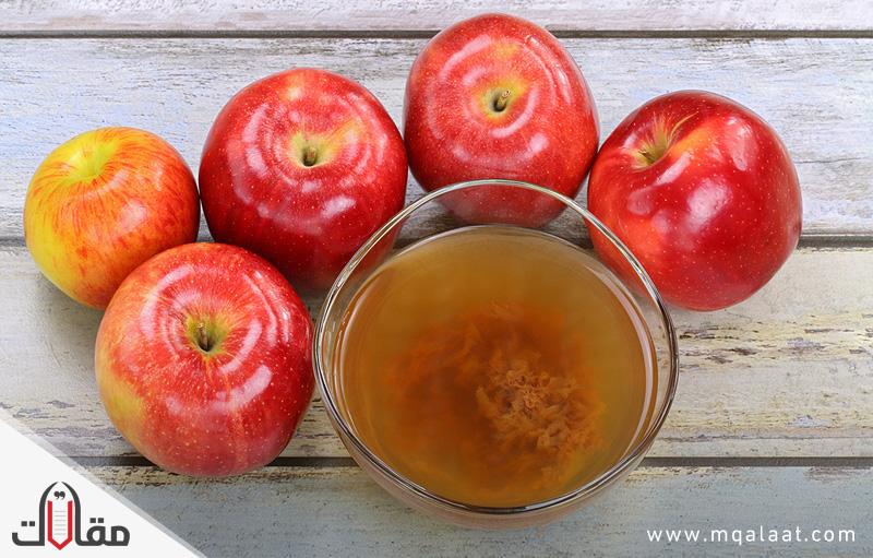 اضرار خل التفاح