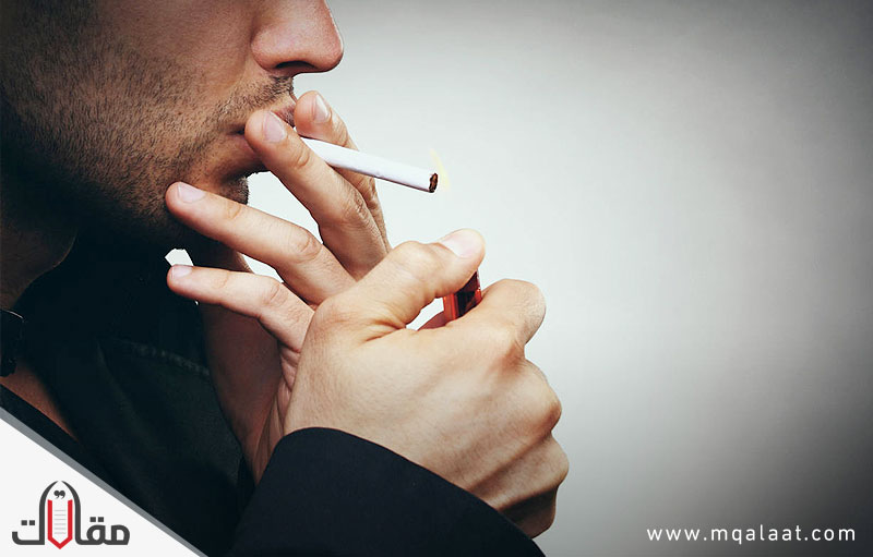 حكم التدخين