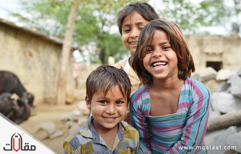كم عدد سكان الهند 2019