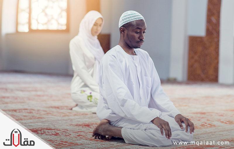 كيفية الصلاة والوضوء
