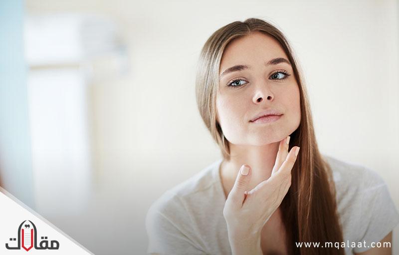 العناية بالبشرة اثناء الحمل