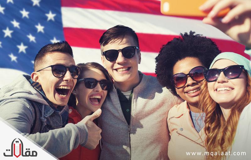 كم عدد سكان امريكا