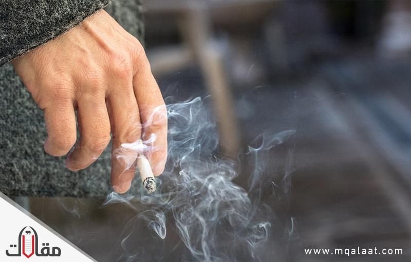 معلومات عن التدخين