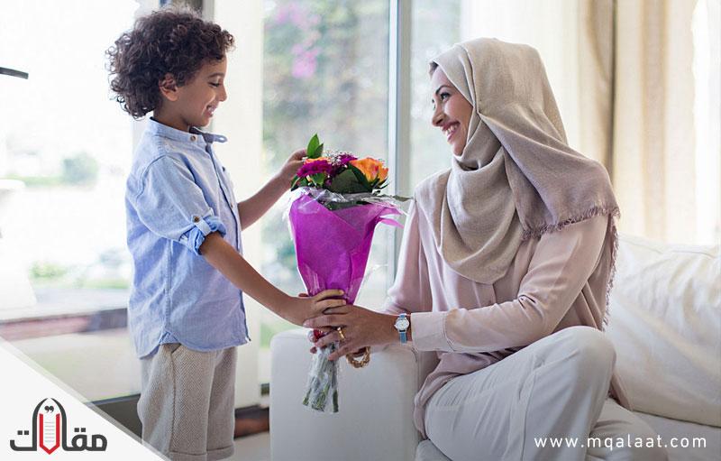 متى يصادف عيد الأم
