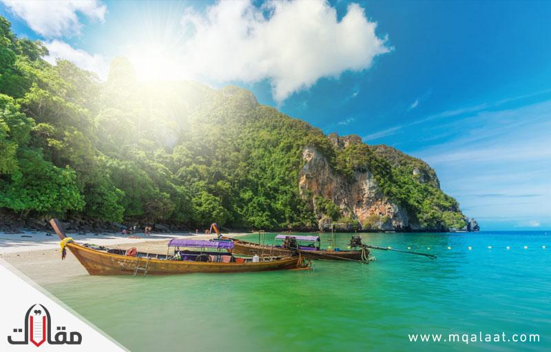 معلومات عن تايلند