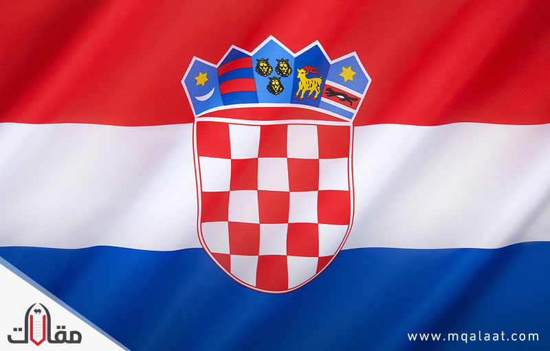 كرواتيا اين تقع