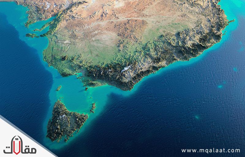 ما اسم اصغر قارات العالم