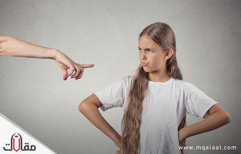 موضوع عن عقوق الوالدين
