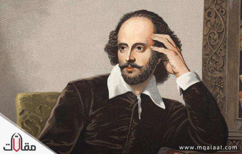 من هو شكسبير