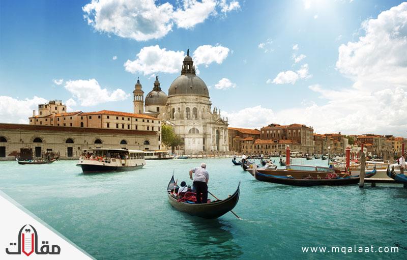 اجمل مدن ايطاليا