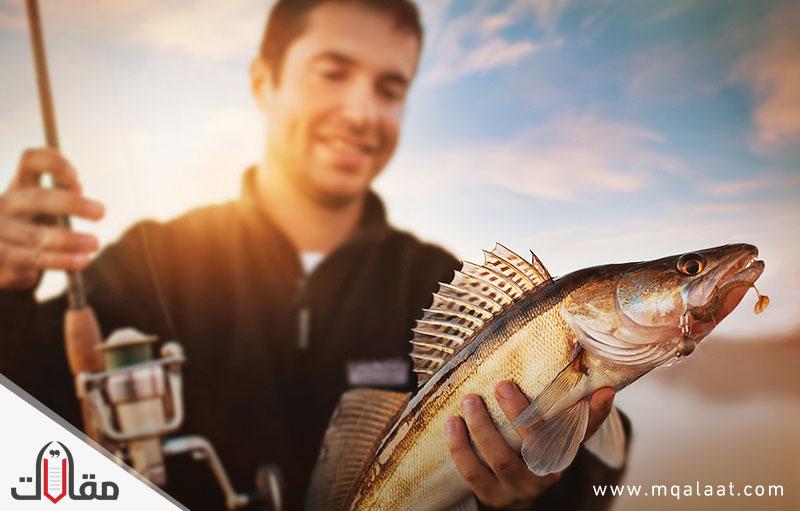 صيد السمك فى مصر