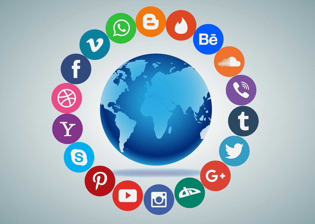 منصات التواصل الاجتماعي ودوره في الترويج