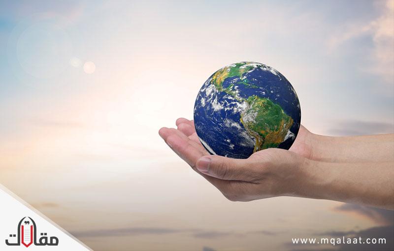 معلومات عن كوكب الارض