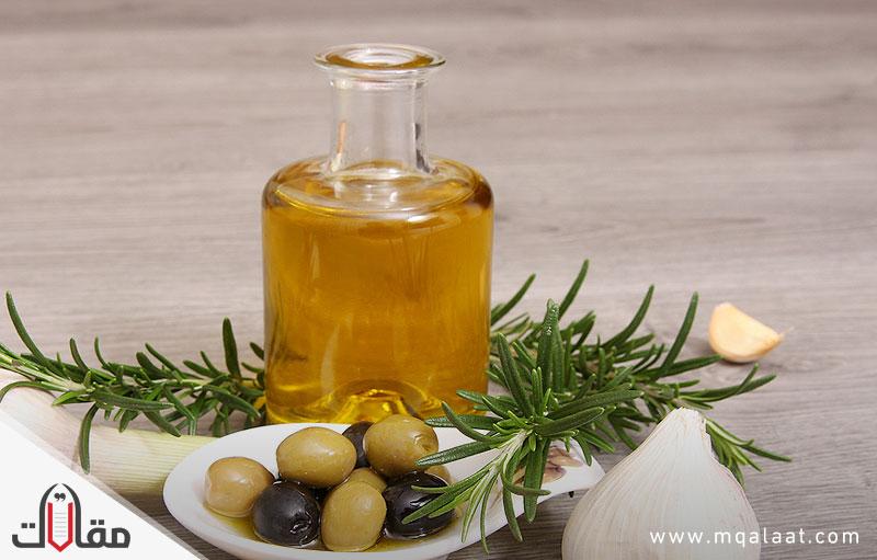 فوائد الثوم وزيت الزيتون