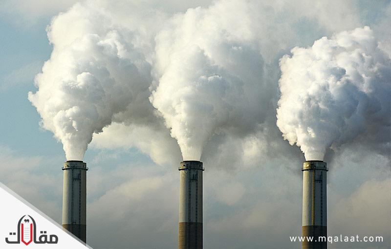 نتائج التلوث