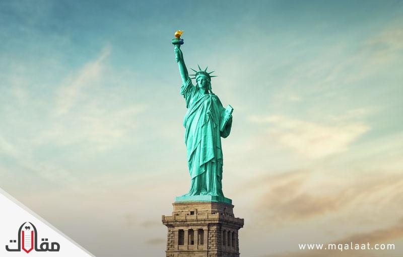 تاريخ الولايات المتحدة الامريكية