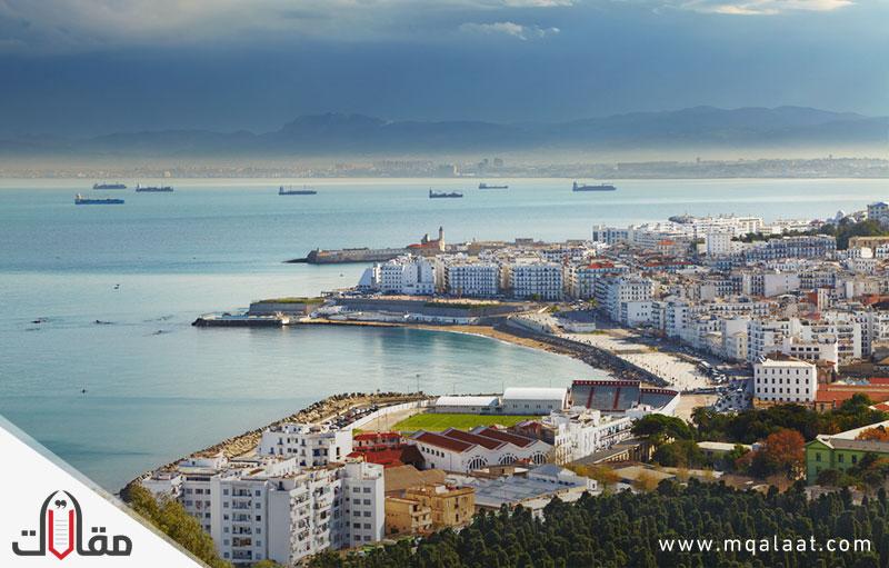 مدن الجزائر