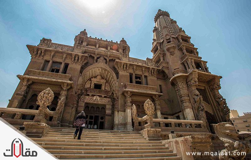 معلومات عن قصر البارون