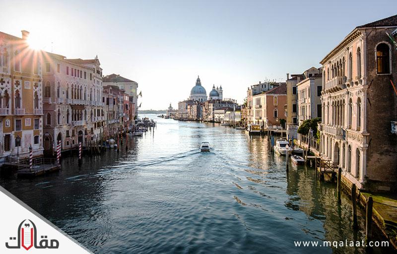 مدينة البندقية ايطاليا