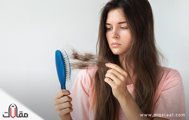 وصفة لمنع تساقط الشعر