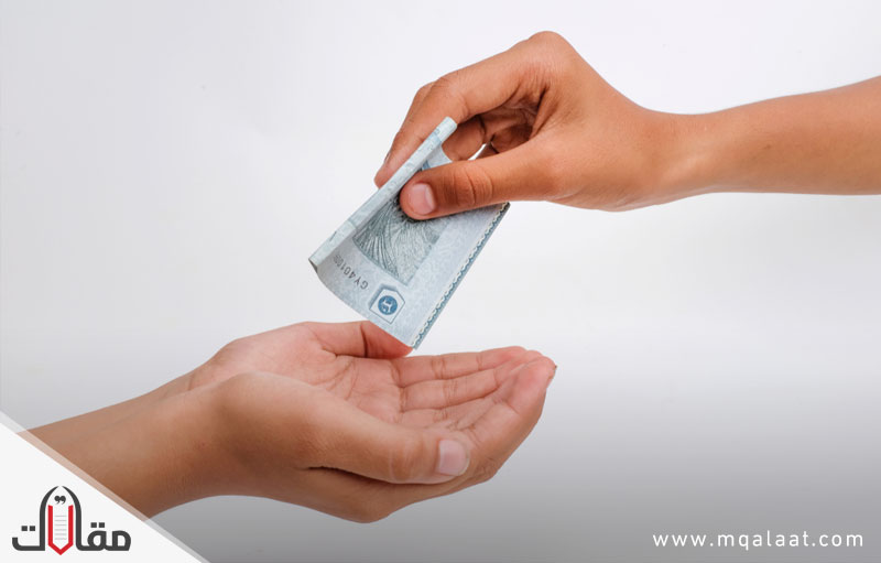 ما هي زكاة المال