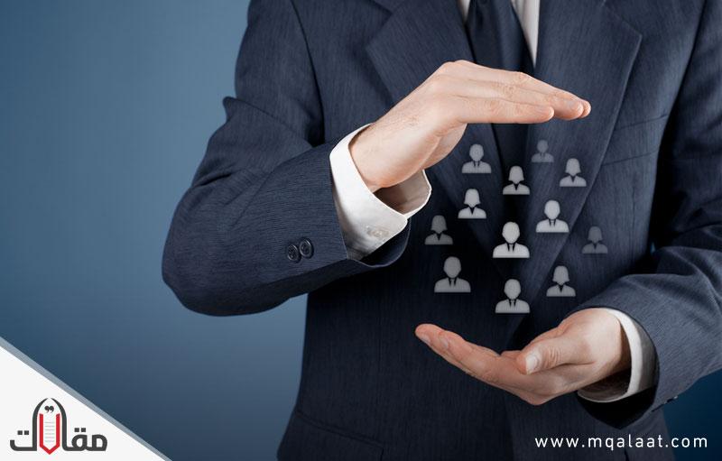 مفهوم سوق العمل