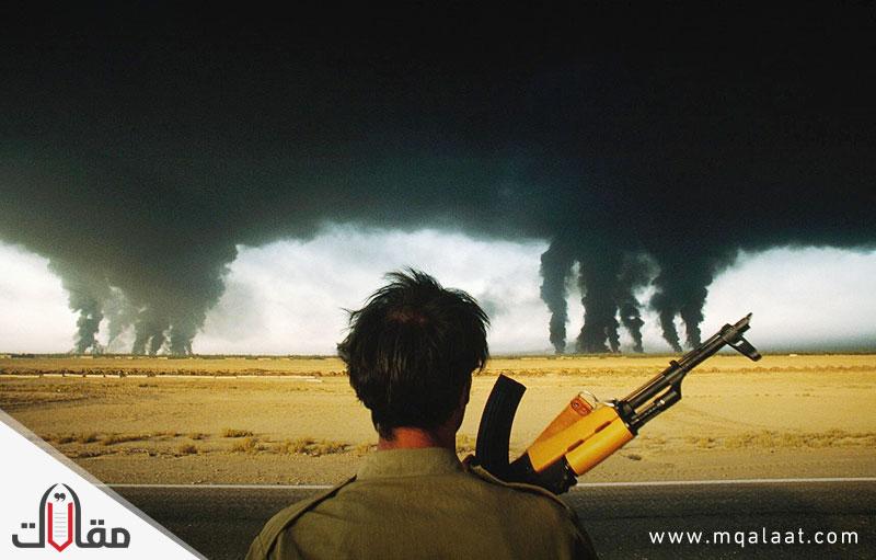 حرب العراق وايران