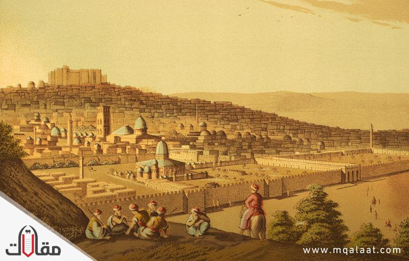 قيام الدولة العثمانية
