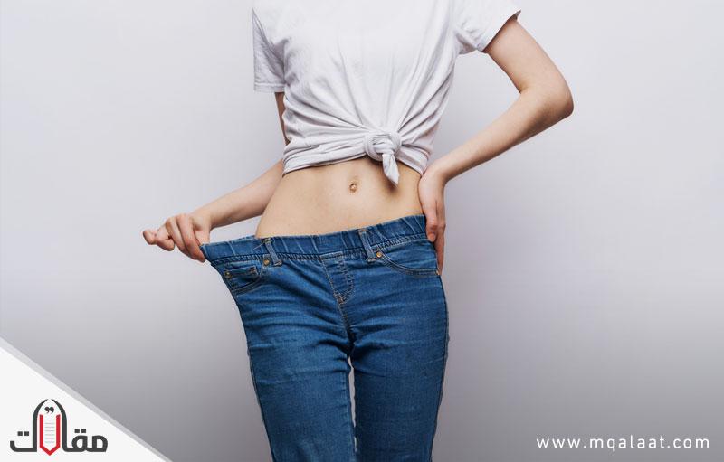 كيفية إنقاص الوزن