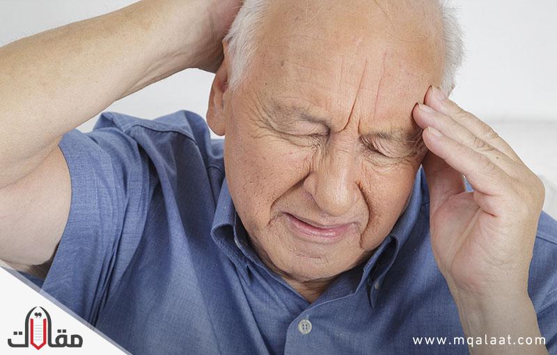 اعراض ورم الدماغ