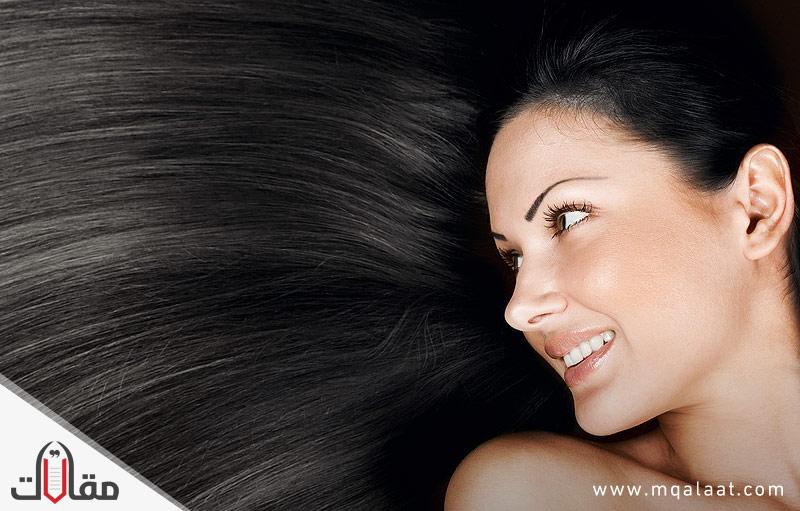 خلطة لتكثيف الشعر وتطويله