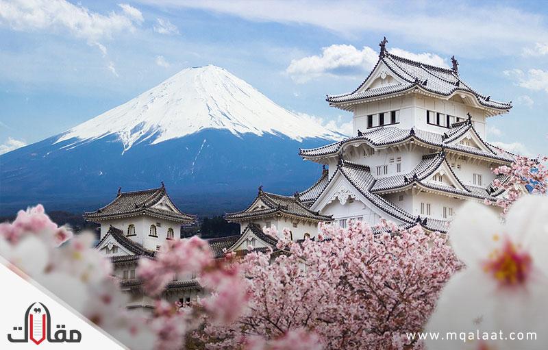 السياحه في اليابان