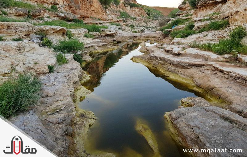 اكبر رافد لنهر الاردن