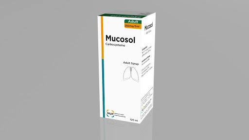 دواء ميوكوسول للاطفال الرضع
