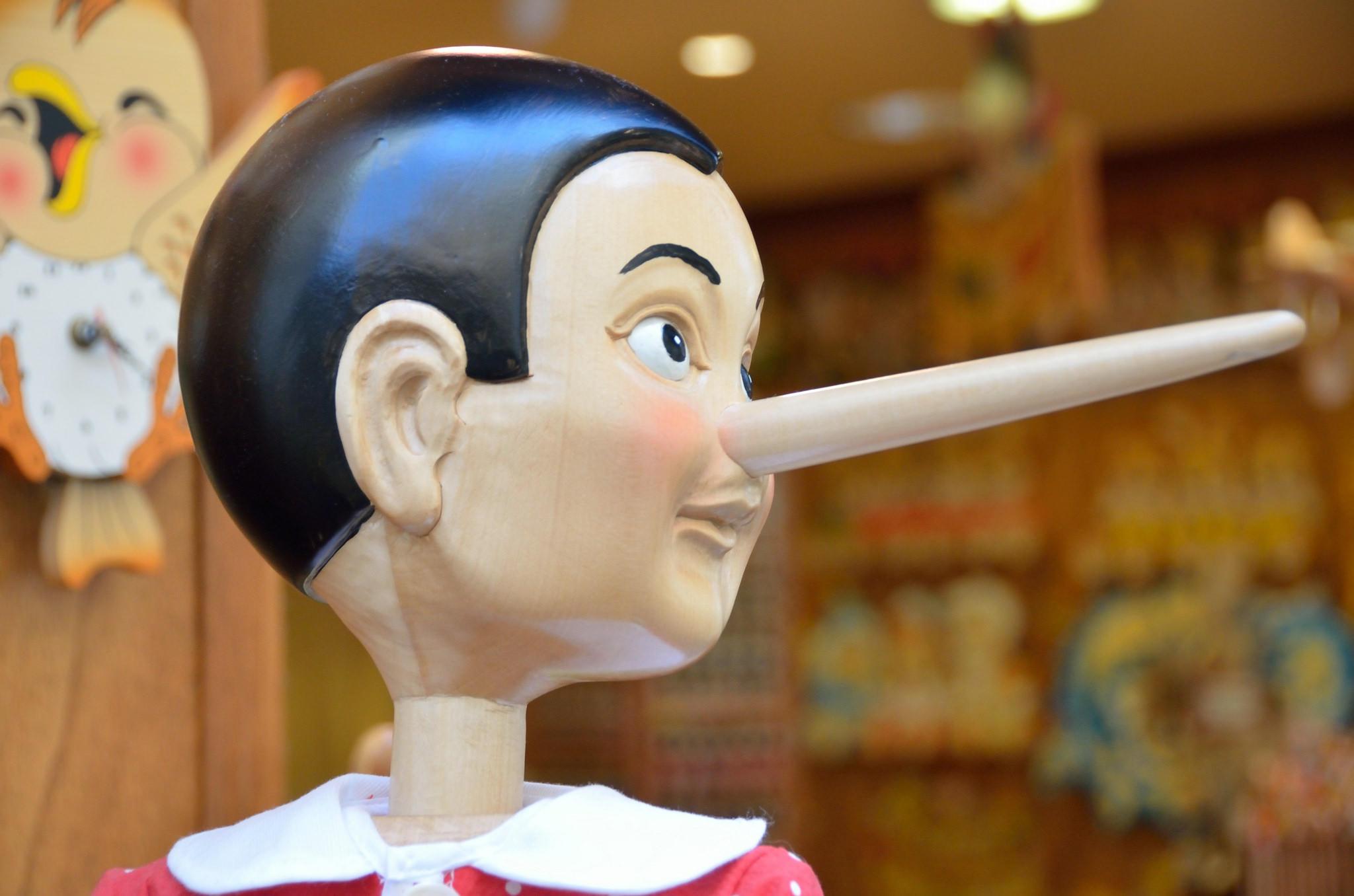 قصة عن الكذب قصيرة جدا