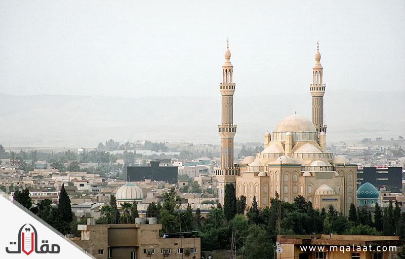 مدن العراق