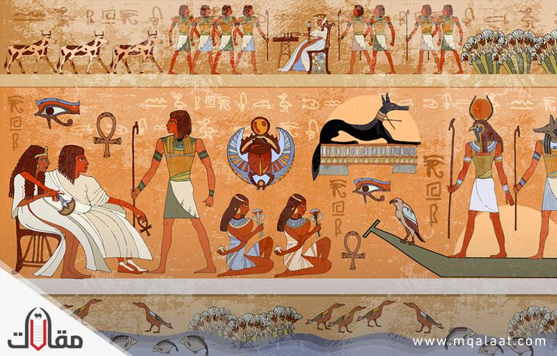 حضارة مصر القديمة