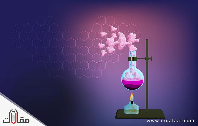 الغازات في الكيمياء